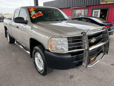 2007 Chevrolet Silverado 1500 for sale at Top Line Auto Sales in Idaho Falls ID