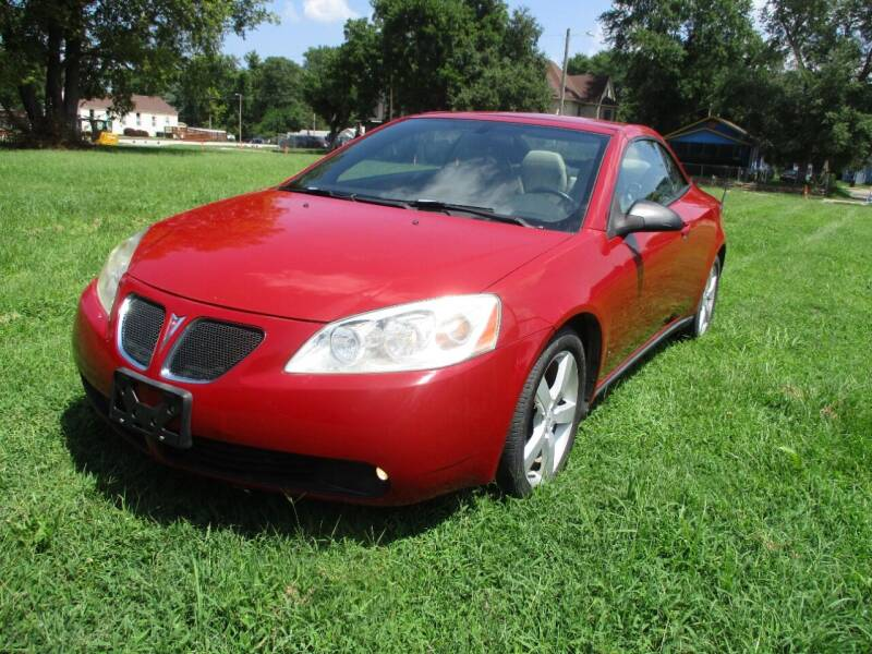 2007 Pontiac G6 for sale at Dons Carz in Topeka KS