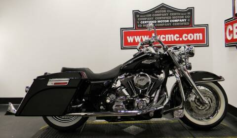 2005 Harley-Davidson ROAD KING CLASSIC for sale at Certified Motor Company in Las Vegas NV