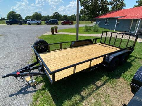 2021 HD Utility Trailer for sale at TINKER MOTOR COMPANY in Indianola OK