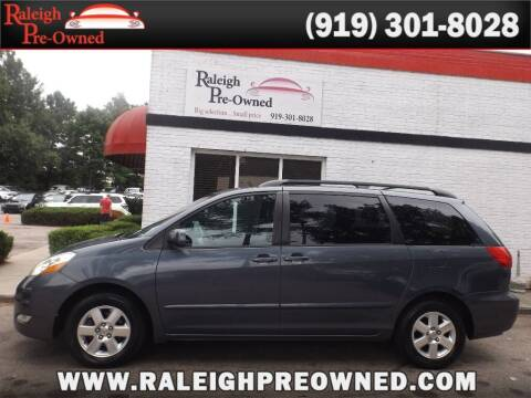 2006 Toyota Sienna for sale at Raleigh Pre-Owned in Raleigh NC