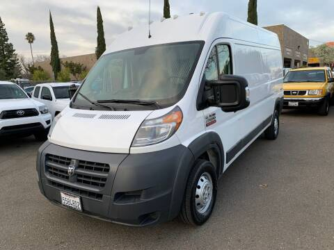 2017 RAM ProMaster Cargo for sale at C. H. Auto Sales in Citrus Heights CA