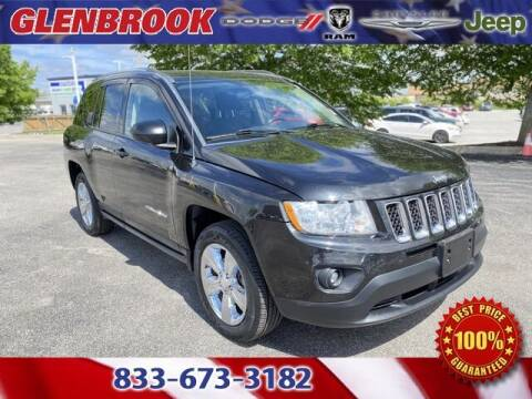 2011 Jeep Compass for sale at Glenbrook Dodge Chrysler Jeep Ram and Fiat in Fort Wayne IN