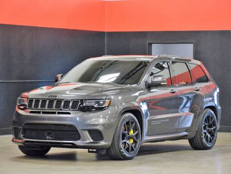 2018 Jeep Grand Cherokee for sale at Style Motors LLC in Hillsboro OR