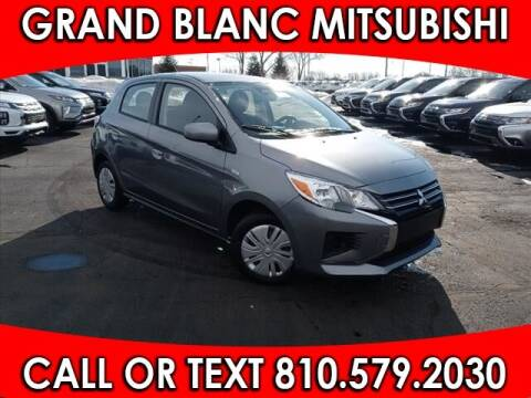 2021 Mitsubishi Mirage for sale at LASCO FORD in Fenton MI