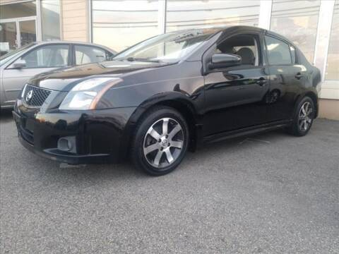 2012 Nissan Sentra for sale at East Providence Auto Sales in East Providence RI