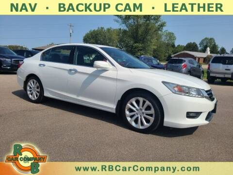 2015 Honda Accord for sale at R & B Car Company in South Bend IN