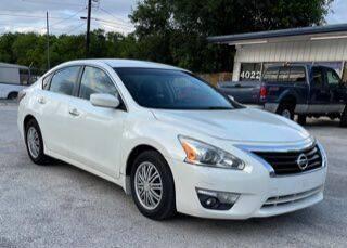 2015 Nissan Altima for sale at Apex Auto SA in San Antonio TX