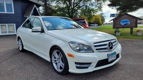 2012 Mercedes-Benz C-Class for sale at Shores Auto in Lakeland Shores MN