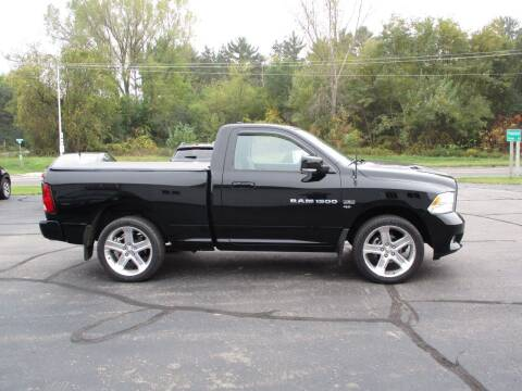 2012 RAM Ram Pickup 1500 for sale at Plainfield Auto Sales, LLC in Plainfield WI