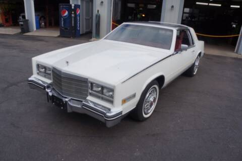 1984 Cadillac Eldorado for sale at Autos By Joseph Inc in Highland NY