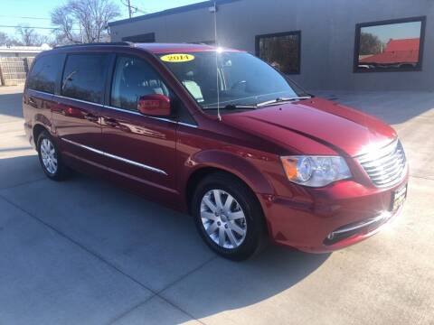 2014 Chrysler Town and Country for sale at Tigerland Motors in Sedalia MO