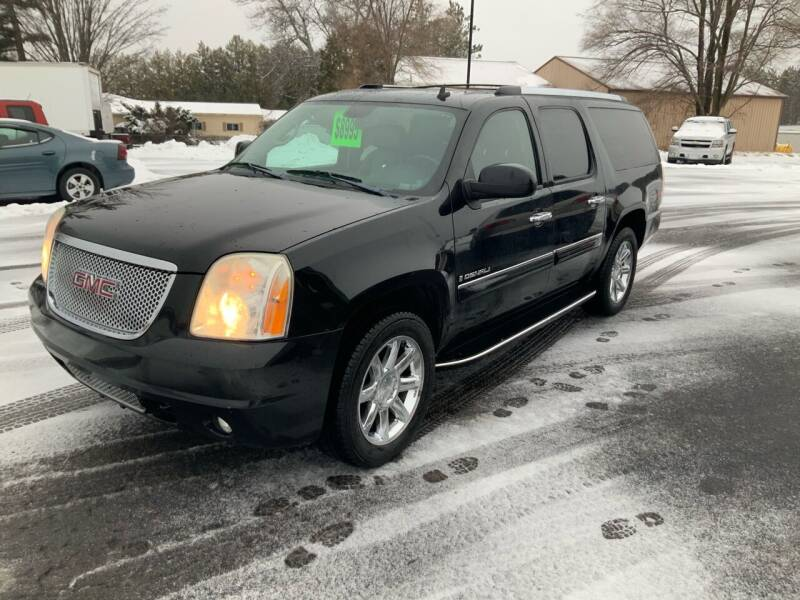 2008 GMC Yukon XL for sale at Stein Motors Inc in Traverse City MI