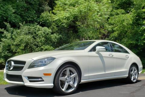 2014 Mercedes-Benz CLS for sale at The Motor Collection in Columbus OH