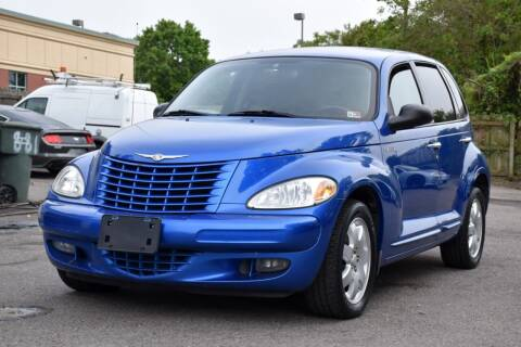 2005 Chrysler PT Cruiser for sale at Wheel Deal Auto Sales LLC in Norfolk VA