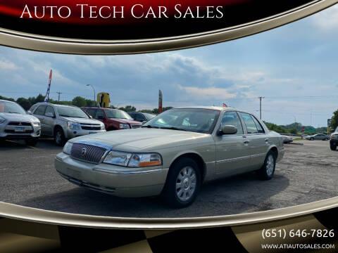2005 Mercury Grand Marquis for sale at Auto Tech Car Sales in Saint Paul MN