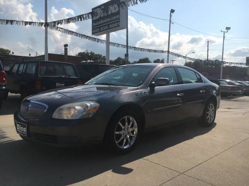 2008 Buick Lucerne for sale at Dino Auto Sales in Omaha NE