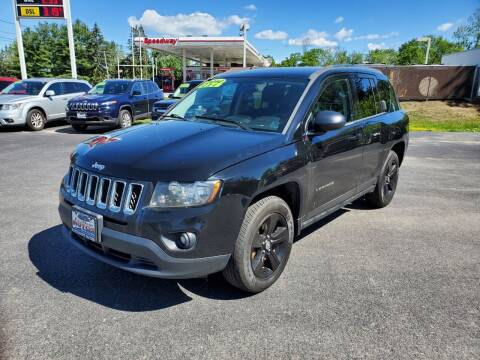 2014 Jeep Compass for sale at Excellent Autos in Amsterdam NY