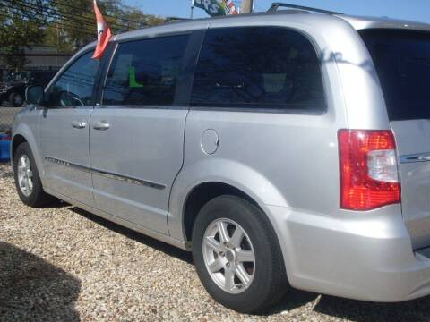 2012 Chrysler Town and Country for sale at Flag Motors in Islip Terrace NY