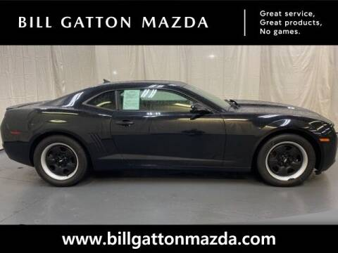 2012 Chevrolet Camaro for sale at Bill Gatton Used Cars - BILL GATTON ACURA MAZDA in Johnson City TN