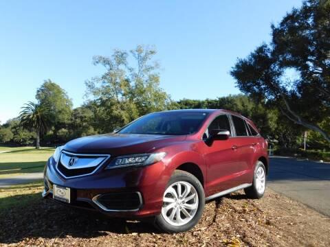 2016 Acura RDX for sale at Milpas Motors in Santa Barbara CA