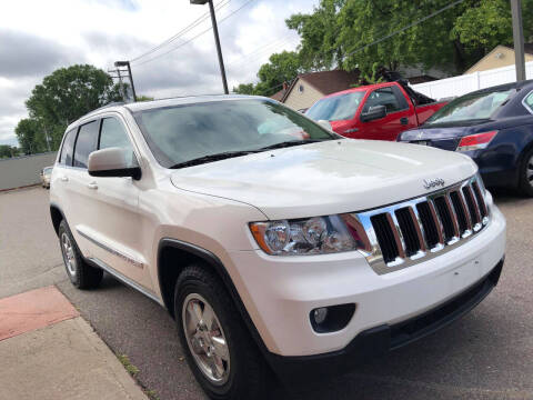 2011 Jeep Grand Cherokee for sale at Nice Cars Auto Inc in Minneapolis MN