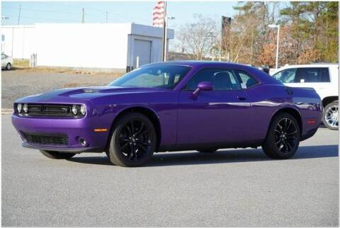 2018 Dodge Challenger for sale at WHITE MOTORS INC in Roanoke Rapids NC