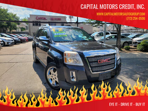 2012 GMC Terrain for sale at Capital Motors Credit, Inc. in Chicago IL