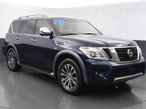 2020 Nissan Armada for sale at Tim Short Auto Mall in Corbin KY