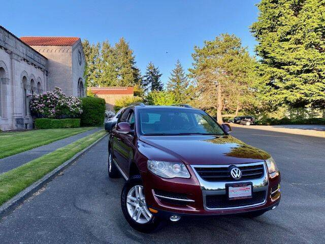 2008 Volkswagen Touareg 2 for sale in Seattle, WA