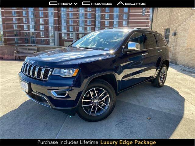 Used Jeep Grand Cherokee For Sale In Maryland Carsforsale Com