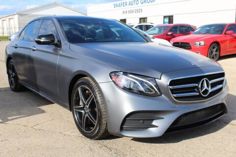 2018 Mercedes-Benz E-Class for sale at SHAFER AUTO GROUP in Columbus OH