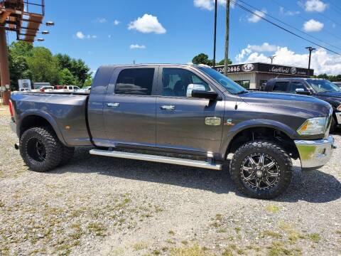 2014 RAM Ram Pickup 3500 for sale at AutoWorld of Lenoir in Lenoir NC