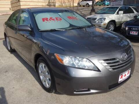 2009 Toyota Camry Hybrid for sale at R & D Motors in Austin TX