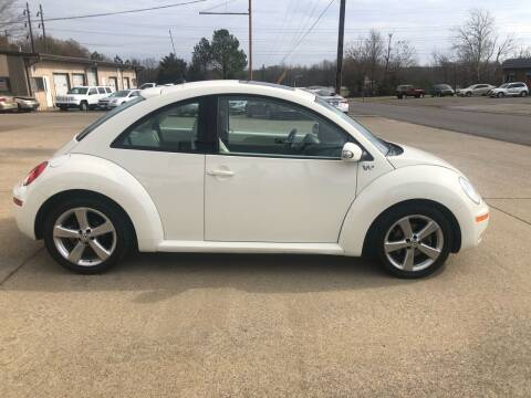 2008 Volkswagen New Beetle for sale at Workman Motor Company in Murray KY
