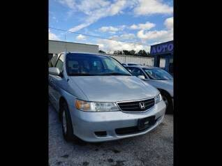 2002 Honda Odyssey for sale at Auto Brokers of Jacksonville in Jacksonville FL