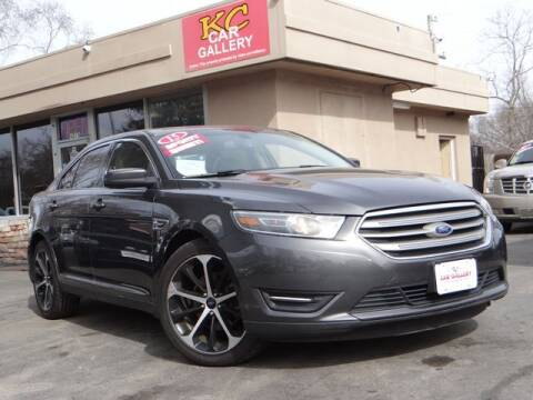 2015 Ford Taurus for sale at KC Car Gallery in Kansas City KS