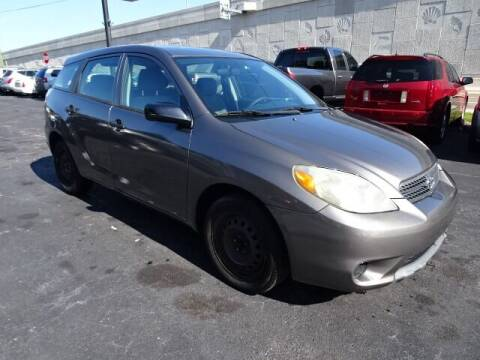 2007 Toyota Matrix for sale at DONNY MILLS AUTO SALES in Largo FL