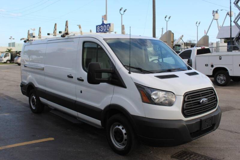 2016 Ford Transit Cargo for sale at Truck and Van Outlet in Miami FL