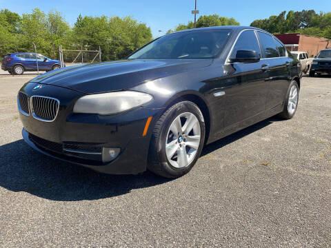 2013 BMW 5 Series for sale at Certified Motors LLC in Mableton GA