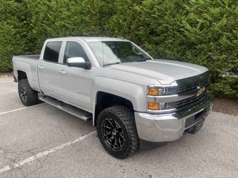 2016 Chevrolet Silverado 2500HD for sale at Limitless Garage Inc. in Rockville MD