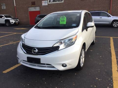 2014 Nissan Versa Note for sale at Drive Deleon in Yonkers NY