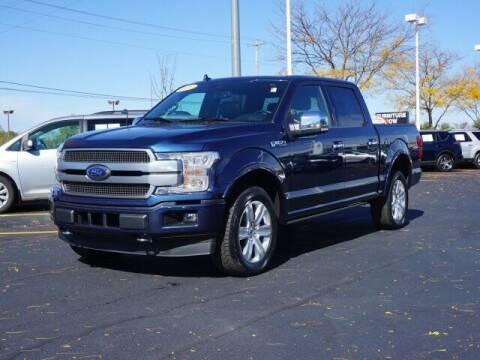 2019 Ford F-150 for sale at BASNEY HONDA in Mishawaka IN