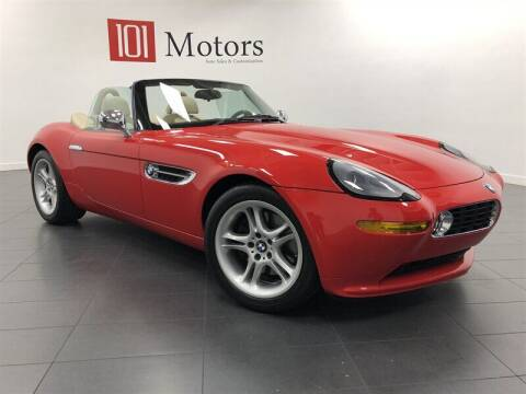 2001 BMW Z8 for sale at 101 MOTORS in Tempe AZ