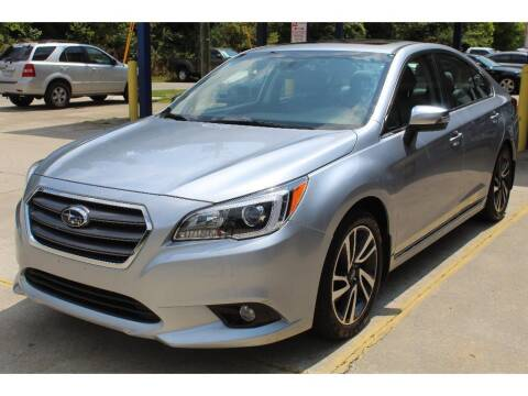 2017 Subaru Legacy for sale at Inline Auto Sales in Fuquay Varina NC