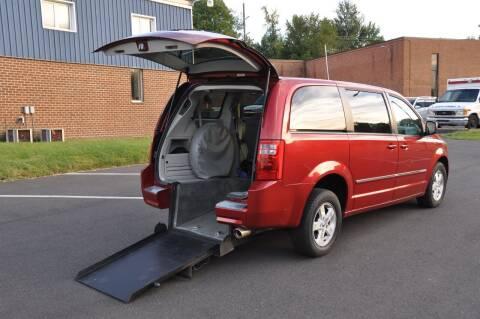 2008 Dodge Grand Caravan for sale at T CAR CARE INC in Philadelphia PA