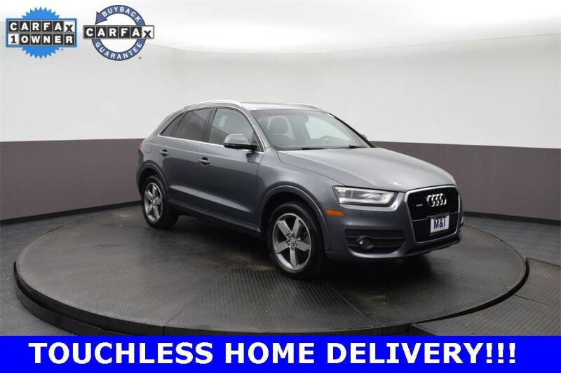 2015 Audi Q3 for sale at M & I Imports in Highland Park IL