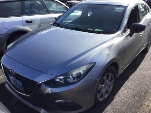 2015 Mazda MAZDA3 for sale at Royal Moore Custom Finance in Hillsboro OR
