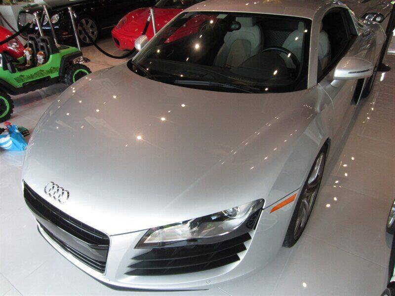 2012 Audi R8 for sale at Auto Sport Group in Delray Beach FL