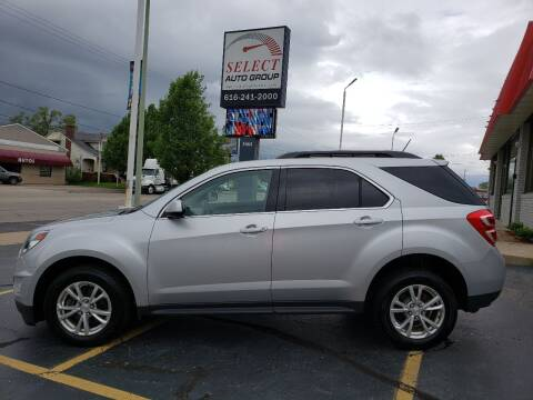 2017 Chevrolet Equinox for sale at Select Auto Group in Wyoming MI